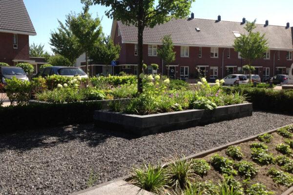 Gezamenlijke tuin Heemskerk