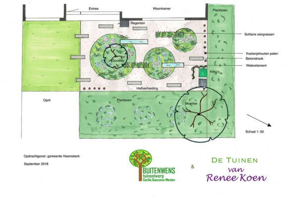 De-Tuinen-Van-Renee-Koen-Schets-Heemskerk