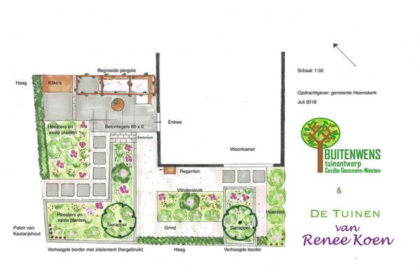 De-Tuinen-Van-Renee-Koen-Schets